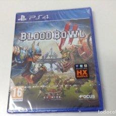 Videojuegos y Consolas PS4: BLOOD BOWL II . Lote 155413254