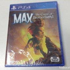 Videojuegos y Consolas PS4: MAX THE CURSE OF BROTHERHOOD. Lote 155413614