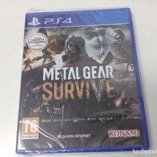 Videojuegos y Consolas PS4: METAL GEAR SURVIVE. Lote 155414582