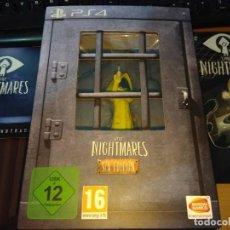 Videojuegos y Consolas PS4: LITTLE NIGHTMARES - EXTRAS SIX EDITION. Lote 155714290