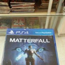 Videojuegos y Consolas PS4: MATTERFALL. Lote 155945440