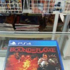 Videojuegos y Consolas PS4: BOUND BY FLAME. Lote 155945705