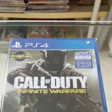 Videojuegos y Consolas PS4: CALL OF DUTY INFINITE WARFARE. Lote 155946288