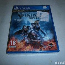 Videojuegos y Consolas PS4: VIKINGS WOLVES OF MIDGARD PLAYSTATION 4 PAL NUEVO Y PRECINTADO . Lote 156079042