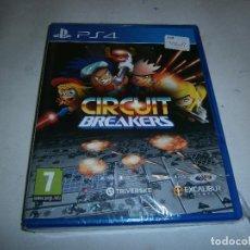 Videojuegos y Consolas PS4: CIRCUIT BREAKERS PLAYSTATION 4 PAL NUEVO Y PRECINTADO . Lote 156083242