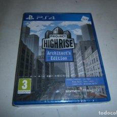 Videojuegos y Consolas PS4: PROJECT HIGHRISE ARCHITEC'S EDITION PLAYSTATION 4 PAL NUEVO Y PRECINTADO . Lote 156084078