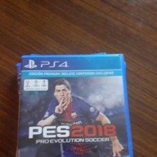 Videojuegos y Consolas PS4: JUEGOS CASI SIN USO DE LA PLAY STATION 4. Lote 156607746
