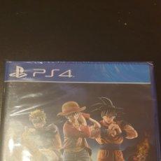 Videojuegos y Consolas PS4: JUMP FORCE PS4 + PÓSTER EXCLUSIVO DE REGALO. Lote 156654832