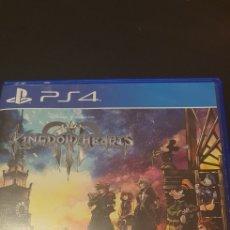 Videojuegos y Consolas PS4: KINGDOM HEARTS 3 PS4 + MINIGUIA DE REGALO. Lote 156655057