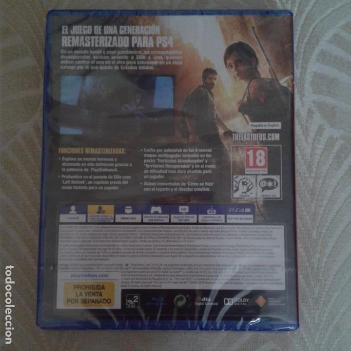 Videojuegos y Consolas PS4: Juego PS4 The Last Of Us Play Station sin desprecintar - Foto 2 - 158147318
