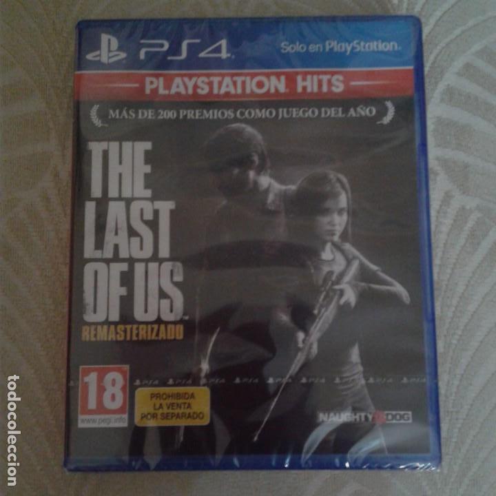 JUEGO PS4 THE LAST OF US PLAY STATION SIN DESPRECINTAR (Juguetes - Videojuegos y Consolas - Sony - PS4)