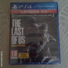 Videojuegos y Consolas PS4: JUEGO PS4 THE LAST OF US PLAY STATION SIN DESPRECINTAR. Lote 158147318