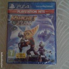 Videojuegos y Consolas PS4: JUEGO PS4 RATCHET CLANK, PLAY STATION SIN DESPRECINTAR. Lote 158148390