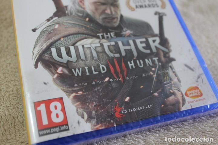 Videojuegos y Consolas PS4: THE WITCHER WILD HUNT GAME OF THE YEAR EDITION PS4 VERSION INGLES NUEVO PRECINTADO - Foto 5 - 159678970