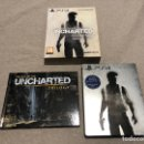 Videojuegos y Consolas PS4: UNCHARTED THE NATHAN DRAKE COLLECTION SPECIAL EDITION. Lote 160384102