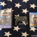 Videojuegos y Consolas PS4: MANDO DUALSHOCK PS4. Lote 160511998