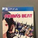 Videojuegos y Consolas PS4: AKIBA'S BEAT LIMITED EDITION. Lote 160594106