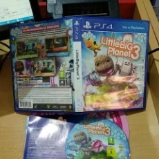 Videojuegos y Consolas PS4: LITTLE BIG PLANET 3 (PS4) - SEMINUEVO. Lote 166006726