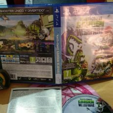 Videojuegos y Consolas PS4: PLANTS VS ZOMBIES GARDEN WARFARE (PS4) - SEMINUEVO. Lote 166182142
