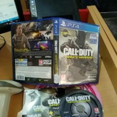Videojuegos y Consolas PS4: CALL OF DUTY, INFINITY WARFARE, PS4. Lote 166558714