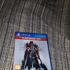 Videojuegos y Consolas PS4: JUEGO SONY PLAYSTATION 4 PS4 BLOODBORNE NUEVO SIN ESTRENAR SIN PRECINTO. Lote 183325990