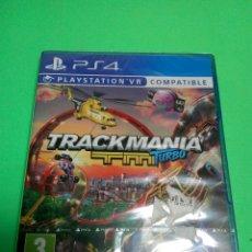 Videojuegos y Consolas PS4: PS4 (PRECINTADO) TRACKMANIA TM TURBO NUEVO. Lote 167489625