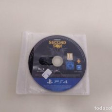Videojuegos y Consolas PS4: 619- IN FAMOUS SECOND SON 2014 PS4 SIN MANUAL DISCO COMO NUEVO . Lote 168609652