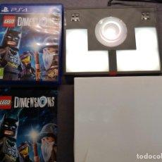 Videojuegos y Consolas PS4: LEGO DIMENSIONS + PLATAFORMA PS4 PLAY STATION 4 . Lote 168723752