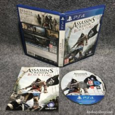 Videojuegos y Consolas PS4: ASSASSINS CREED IV BLACK FLAG SONY PLAYSTATION 4. Lote 168877526