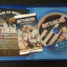 Videojuegos y Consolas PS4: 08-00334 JUEGO BATTLEBORN PS4. Lote 170857215