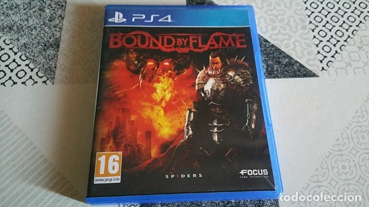 BOUND BY FLAME PS4 PAL ESPAÑA COMPLETO (Juguetes - Videojuegos y Consolas - Sony - PS4)