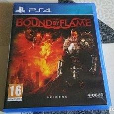 Videojuegos y Consolas PS4: BOUND BY FLAME PS4 PAL ESPAÑA COMPLETO. Lote 172894484