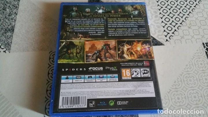 Videojuegos y Consolas PS4: BOUND BY FLAME PS4 PAL ESPAÑA COMPLETO - Foto 2 - 172894484