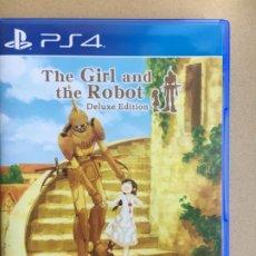 Videojuegos y Consolas PS4: JUEGO PS4 - THE GIRL AND THE ROBOT - COMPLETO PAL ESPAÑA - SOEDESCO. Lote 173853163
