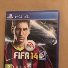 Videojuegos y Consolas PS4: PS3 FIFA14 EN FRANCÉS. Lote 174470727