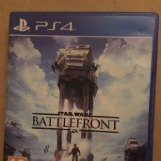 Videojuegos y Consolas PS4: PS3 BATTLEFRONT. Lote 174470777