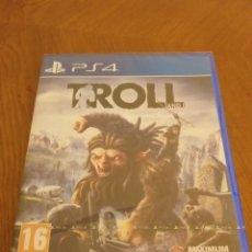 Videojuegos y Consolas PS4: TROLL AND I - PRECINTADO. Lote 175142817