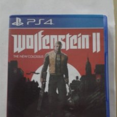 Videojuegos y Consolas PS4: WOLFENSTEIN II: THE NEW COLOSSUS - PS4.. Lote 176374192