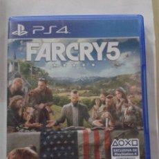 Videojuegos y Consolas PS4: FAR CRY 5. PLAYSTATION 4. Lote 176374660