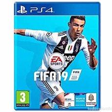 Videojuegos y Consolas PS4: FIFA 19 PS4. Lote 177584730