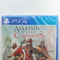 Videojuegos y Consolas PS4: ASSASINS CREED CHRONICLES PS4 PRECINTADO NUEVO. Lote 177750495