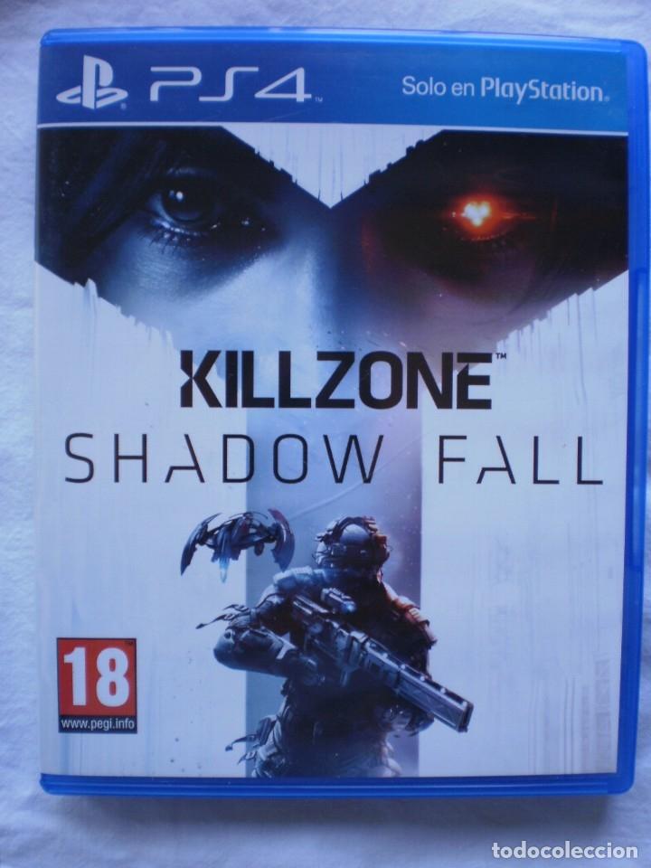 KILLZONE. SHADW FALL. PS4 (Juguetes - Videojuegos y Consolas - Sony - PS4)