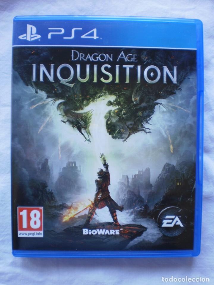 DRAGON AGE; INQUISITION. PS4 (Juguetes - Videojuegos y Consolas - Sony - PS4)