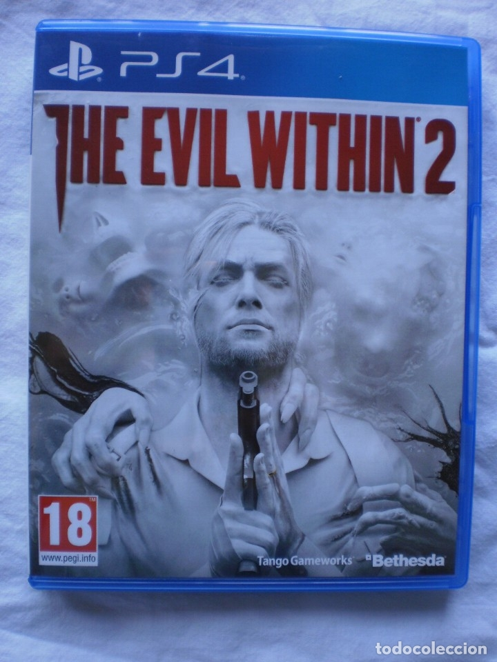 THE EVIL WITHIN 2. PS4 (Juguetes - Videojuegos y Consolas - Sony - PS4)