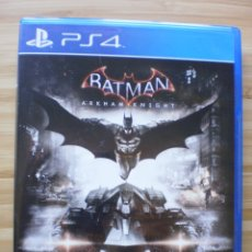 Videojuegos y Consolas PS4: BATMAN. ARKHAM KNIGHT. PS4. Lote 178298956