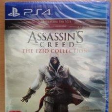 Videojuegos y Consolas PS4: ASSASSIN'S CREED THE EZIO COLLECTION - PLAYSTATION 4 - PS4 - NUEVO PRECINTADO PAL ESPAÑA. Lote 178927498