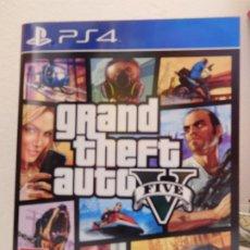 Videojuegos y Consolas PS4: PS4 GRAND THEFT.. Lote 179338575