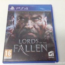 Videojuegos y Consolas PS4: LORDS OF THE FALLEN. Lote 179551160