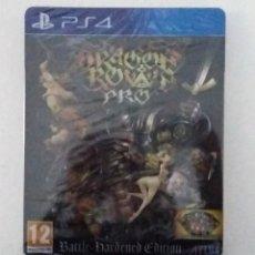 Videojuegos y Consolas PS4: DRAGONS CROOWN PRO PS4 PRECINTADO. Lote 180257915