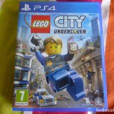 Videojuegos y Consolas PS4: PS4 LEGO CITY UNDERCOVER. Lote 181202778